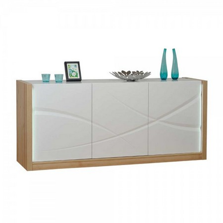 Sideboard Catuella mit LED Beleuchtung